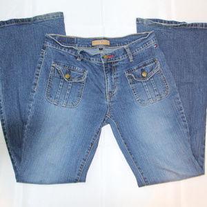 Tommy Hilfiger Jeans size 7 wide leg